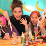 Inside the Author's Studio: Abby Pecoriello of Crafty Mama