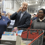 Books in Action: Vice President Joe Biden likes Arlo the Dog!