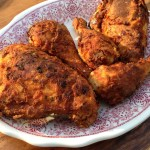 Oven-Fried Chicken, Two Ways