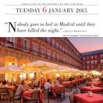 #TravelTuesday – Madrid, Spain