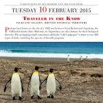 #TravelTuesday — Falkland Islands