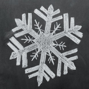 thick snowflake 3