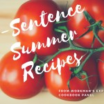 Two-Sentence Recipes for Summer