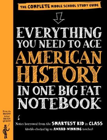 Ace American History In One Big Fat Notebook