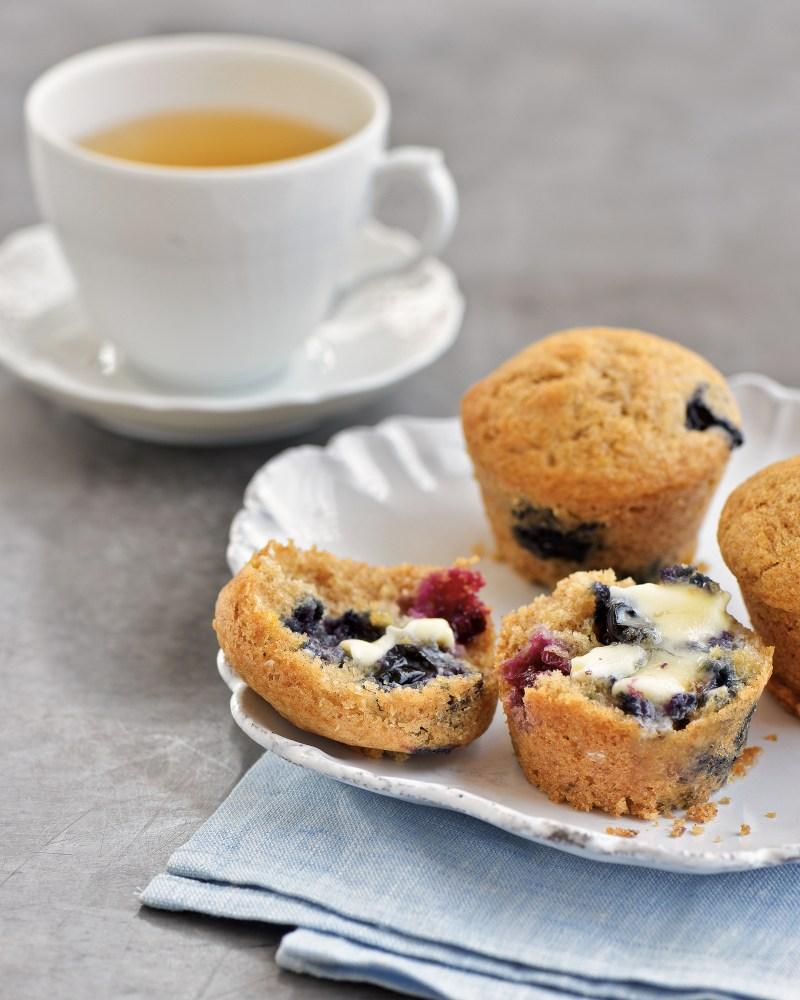 Highbush Blueberry Muffins