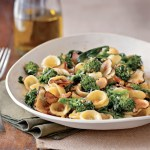 THE VEGETABLE BUTCHER'S Broccoli Rabe Orecchiette and Garlic Breadcrumbs