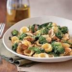 THE VEGETABLE BUTCHER'S Broccoli Rabe Orecchiette and Garlic Breadcrumbs