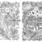 #30DaysofGiving: COLOR-YOUR-OWN GREETING CARDS