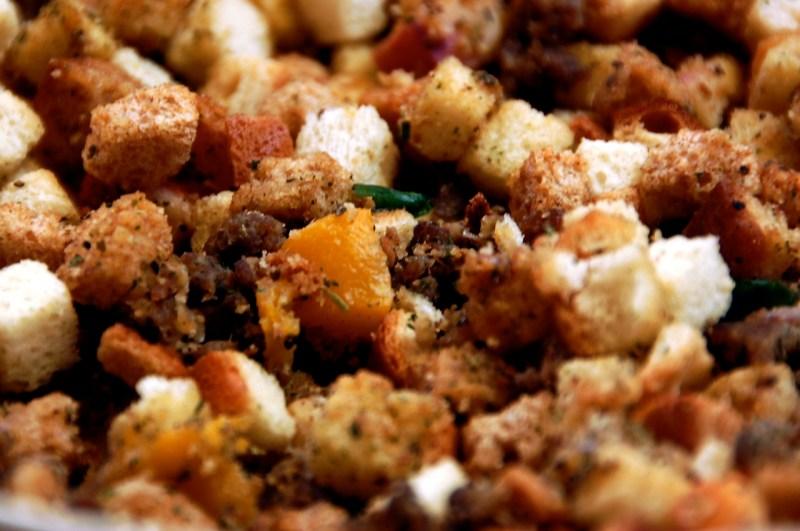 Pancetta Stuffing