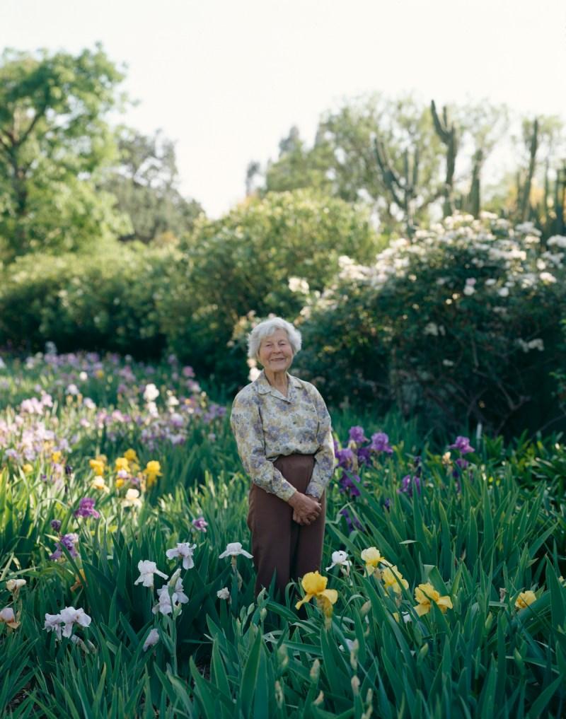 Ruth Bancroft (Photo © Marion Brenner)