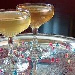 Pope Champagne Punch