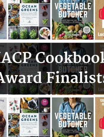 IACP Cookbook Award Finalists