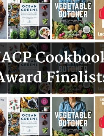 IACP Cookbook Award Finalists