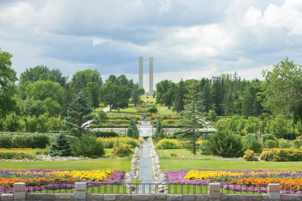 International Peace Gardens ND - Workman Publishing