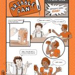 PRANKLOPEDIA: Dribble Can