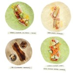 Back to School: Lunchbox Wraps