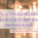 """The Suit"": An Essay by Gabrielle Zevin"