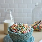 TREAT YOURSELF: Cereal Bowl