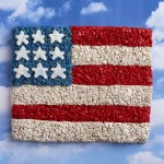 American Flag from Treat Yourself