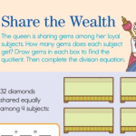 Share the Wealth Brain Quest For Between Grades Three and Four