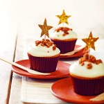 Pumpkin-Ginger Cake with Cream Cheese Frosting