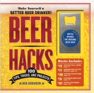 Beer Hacks cover