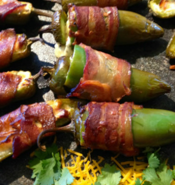 BBQ Bible Jalapeno Poppers