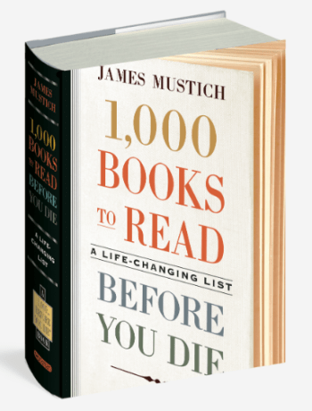 1000 Books to Read Before You Die Cover