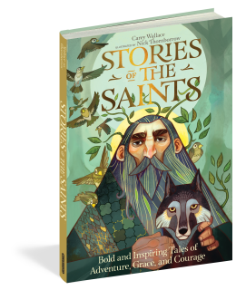 Stories of the Saints, Joan of Arc Story for Kids