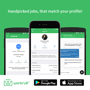 Workruit Job Search App