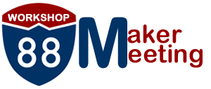 Workshop 88 Maker Meeting Logo