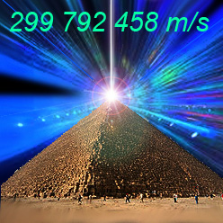 Post image for The Great Pyramid and the Speed of Light