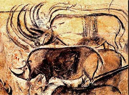 Rhinos_Chauvet