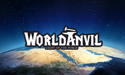 New World Anvil Merchandise