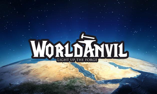World Anvil Weekly Twitch Stream