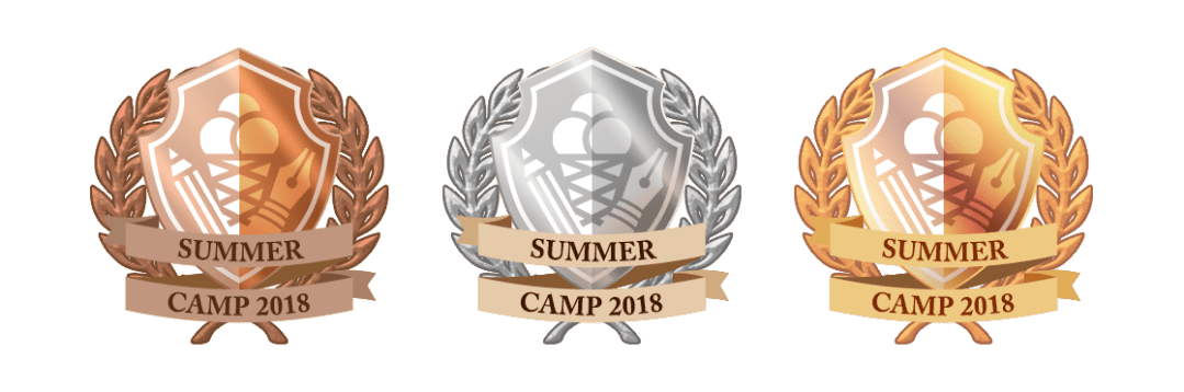 #WASummerCamp Badges