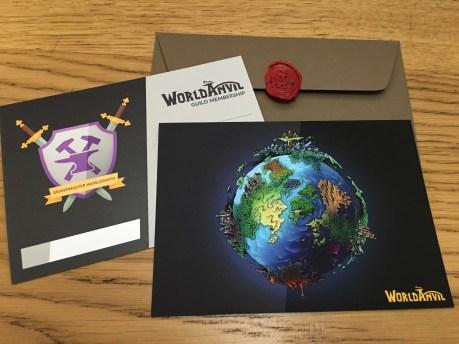 World Anvil Gift Cards