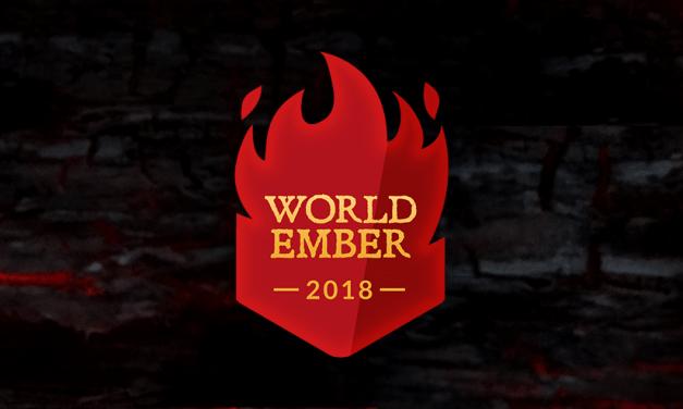 WorldEmber 2018: The Winners
