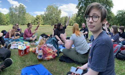 Summer Camp 2019 – Photos from Berlin