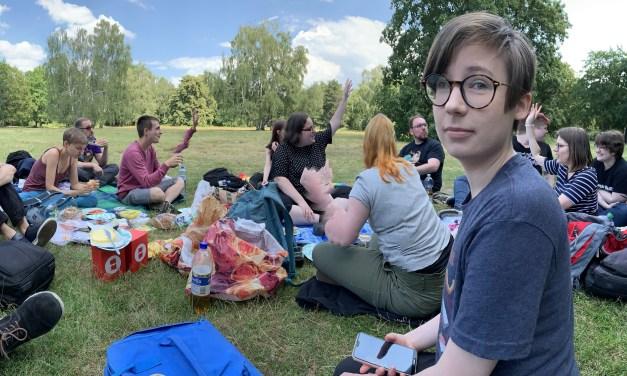 Summer Camp 2019 – Photos from Berlin