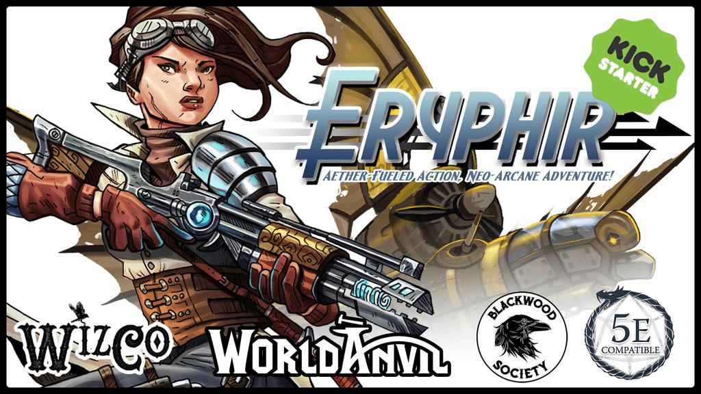 Introducing Eryphir