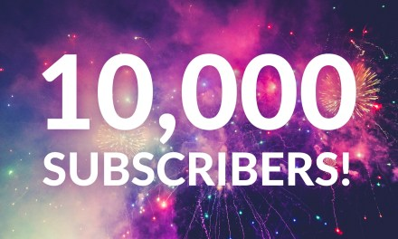 10k Youtube Subscribers and a BIG GIVEAWAY!