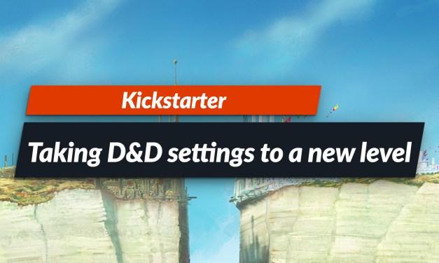 Taking D&D 5e settings to a new level: Denoa