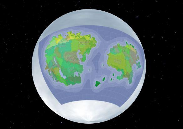 Azgaar's Fantasy Map Generation Software -