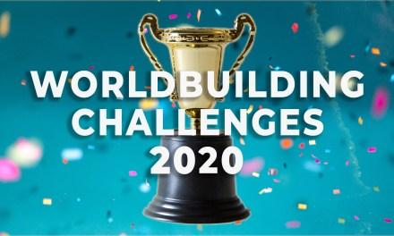 Worldbuilding Challenges on World Anvil in 2020!