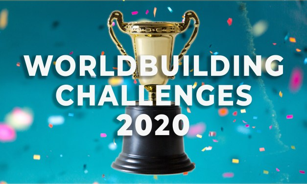 Worldbuilding Challenges on World Anvil in 2020!
