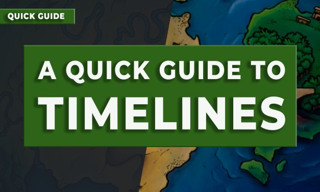 World Anvil Timelines Tutorial: A Quick Guide
