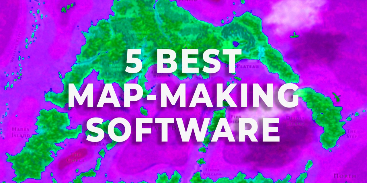 5 Best Map Making Software For Worldbuilding World Anvil Blog