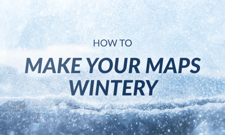 Making Winter Maps by Caeora, Critical Role Mapper
