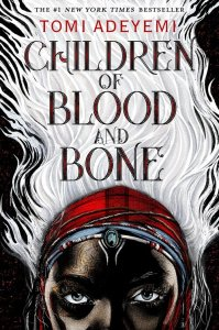 Children of Blood and Bone is Tomi Adeyemi's debut novel